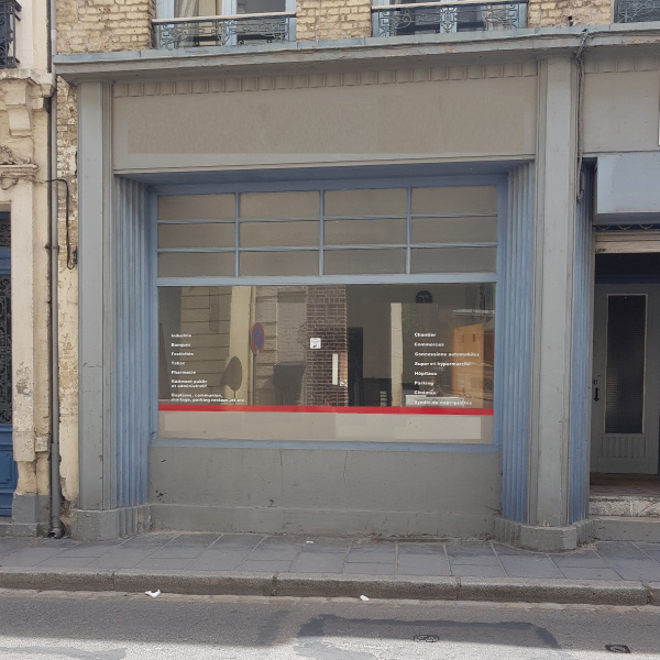 Location Immobilier Professionnel Local commercial Saint-Omer 62500